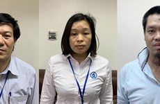 Arrestado director de centro sanitario de Hanoi por irregularidades en compra de equipos contra el COVID-19