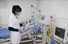 Proponen aumentar número de ventiladores mecánicos en Vietnam