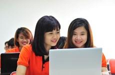 Ciudad Ho Chi Minh celebra concurso de elocuencia en inglés para bachilleres