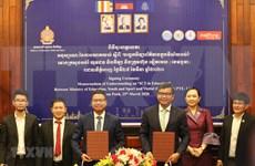 Empresa vietnamita Metfone se asocia con Camboya en lucha antiepidémica