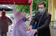 Apoya Israel a pobladores vietnamitas superar dificultades por COVID-19