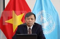 Vietnam reitera apoyo a solución de dos Estados en conflicto palestino-israelí