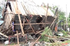 Lluvias torrenciales causan muertos y heridos en provincias norvietnamitas