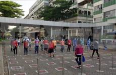 Ciudad Ho Chi Minh establece criterios para evaluar labores preventivas contra epidemia