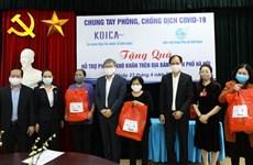 Corea del Sur une esfuerzos con Vietnam para frenar el COVID-19