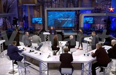 Transmite programa televisivo ruso imágenes de lucha contra el COVID-19 en Vietnam
