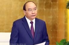 Premier vietnamita ordena la continuación de medidas contra COVID-19 en nuevo contexto