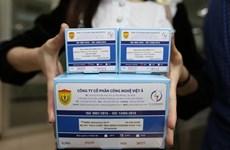 Certifican OMS y Reino Unido kit de prueba COVID-19 de Vietnam