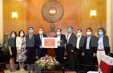 Vietnamitas en Corea del Sur y Tailandia respaldan a lucha contra COVID-19 en país de origen