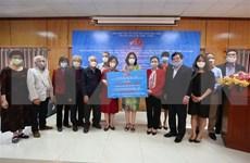Egresados vietnamitas extienden mano solidaria a Cuba en medio de COVID-19