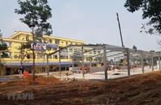 Singapur establece hospitales de campaña para infectados por el COVID-19