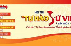 Celebran Concurso de Orgullo por la Historia vietnamita en Ciudad Ho Chi Minh