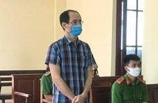 Condenan en Vietnam a acusado de propaganda antiestatal