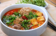 Periódico francés recomienda ocho maravillas culinarias para degustar en Hanoi