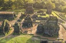 Apoyan expertos indios restauración del Santuario de My Son