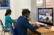 Lanzan en Vietnam programa para apoyar a los jóvenes mediante el trabajo a distancia