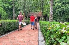 Reabren sitios turísticos de Vietnam para recibir visitantes durante próximos días festivos