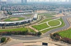 Carrera automovilística de F1 en Hanoi puede reprogramarse para fines de año
