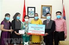Entregan subvenciones a cubanos afectados por COVID-19 en Ciudad Ho Chi Minh