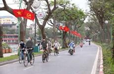 Flexibiliza Hanoi restricciones antiepidémicas