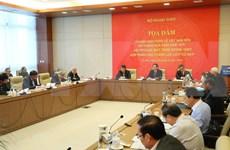 Estrategia diplomática flexible, clave del éxito en negociaciones de Vietnam