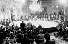 Resaltan el papel de la diplomacia en la victoria histórica de Primavera de 1975
