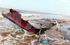Acelera Vietnam búsqueda de marinero indonesio accidentado