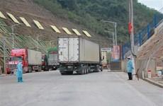 Reanudan despacho aduanero en par de puertas fronterizas entre Vietnam y China