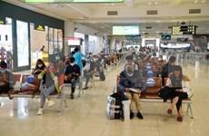 Aumento número de vuelos en aeropuerto internacional de Noi Bai