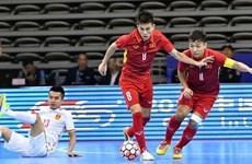 Vietnam entre los 10 mejores equipos de fútbol sala de Asia