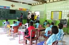Tailandia invierte en mejorar la calidad de la educación en áreas rurales