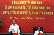 Ciudad vietnamita de Hai Phong por cumplir un doble objetivo