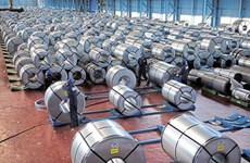 Repentino aumento de exportaciones de acero vietnamita a Alemania