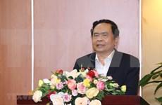 Felicita Frente de la Patria de Vietnam a comunidad budista por el Día de Vesak de la ONU