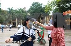Escuelas de provincia vietnamita de Bac Giang reabren puertas