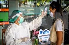 Tailandia informa nuevos casos de COVID-19 con tendencia positiva