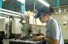 Vietnam plantea el aumento más bajo del índice de producción en los últimos años
