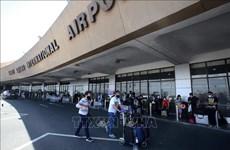 Filipinas detiene vuelos comerciales entrantes por una semana