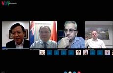 Aceleran hermanamiento entre Ciudad Ho Chi Minh y estado australiano de Victoria