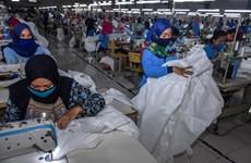 Disminuye producción manufacturera de Indonesia en abril