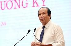 Ministro vietnamita prevé una ola de inversión en el país