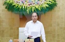 Premier vietnamita pide redoblar esfuerzos para crecimiento de más de cinco por ciento