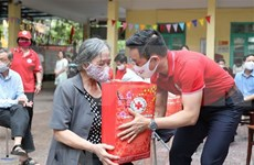 Efectúan en Vietnam numerosas actividades con motivo del Mes Humanitario