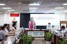 Despliega Ciudad Ho Chi Minh aplicación para evaluar seguridad en la prevención contra el COVID-19