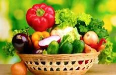 Exportaciones vietnamitas de verduras y frutas ascienden 7,9 por ciento