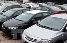 Vietnam: Caen las importaciones de automóviles en abril