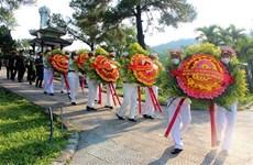 Inhuman restos de combatientes voluntarios vietnamitas caídos en Laos