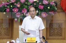 Debaten en Hanoi preparativos para Conferencia de Primer ministro y empresarios