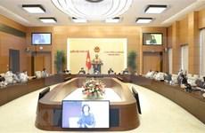 Iniciará Comité Permanente del Parlamento de Vietnam su reunión 45