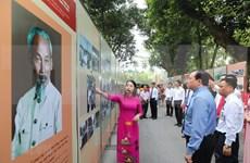 Conmemorarán aniversario 130 del natalicio del presidente Ho Chi Minh